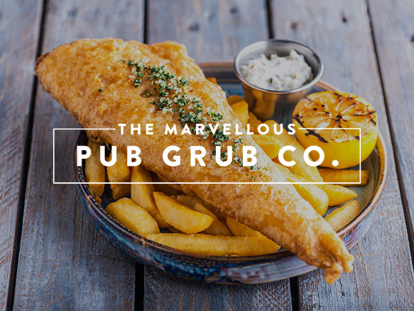 The Marvellous Pub Grub Co