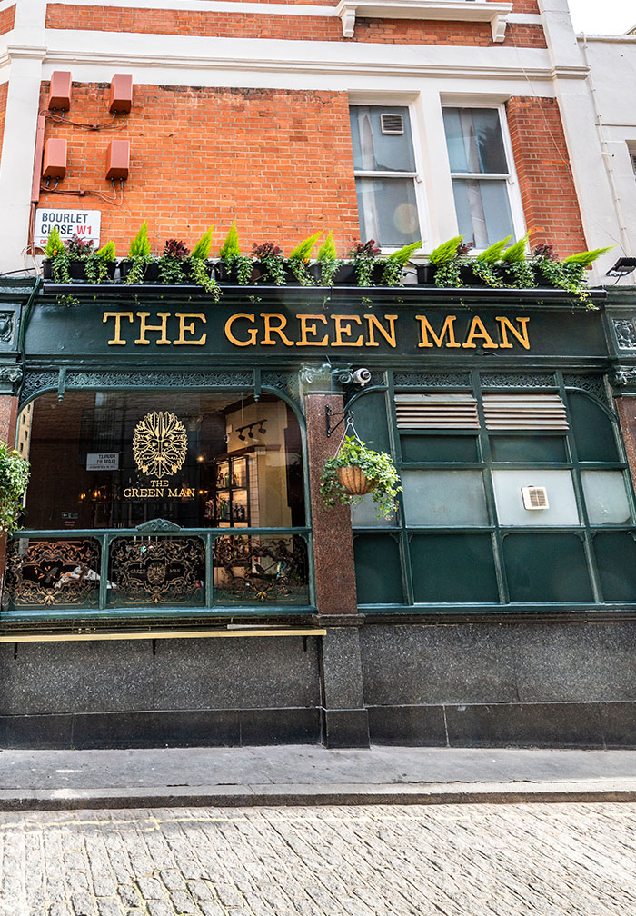 The Story of The Green Man